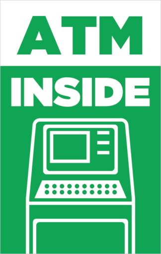 Atm Inside Poster Frame Insert